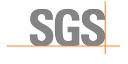 SGS Belgium